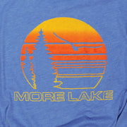 LESS WORK. MORE LAKE. (UNISEX)