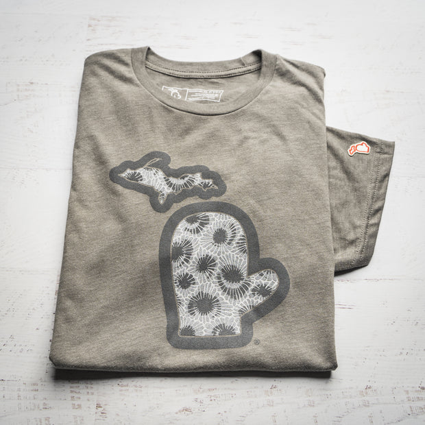 THE MITTEN - PETOSKEY STONE (UNISEX)
