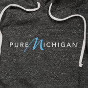 PURE MICHIGAN FLEECE HOODIE (UNISEX)