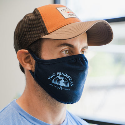 PURE MICHIGAN CLOTH MASK - ADULT