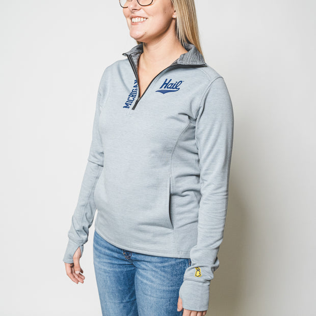 UofM - HAIL QUARTER ZIP - LIMITED EDITION (WOMEN)