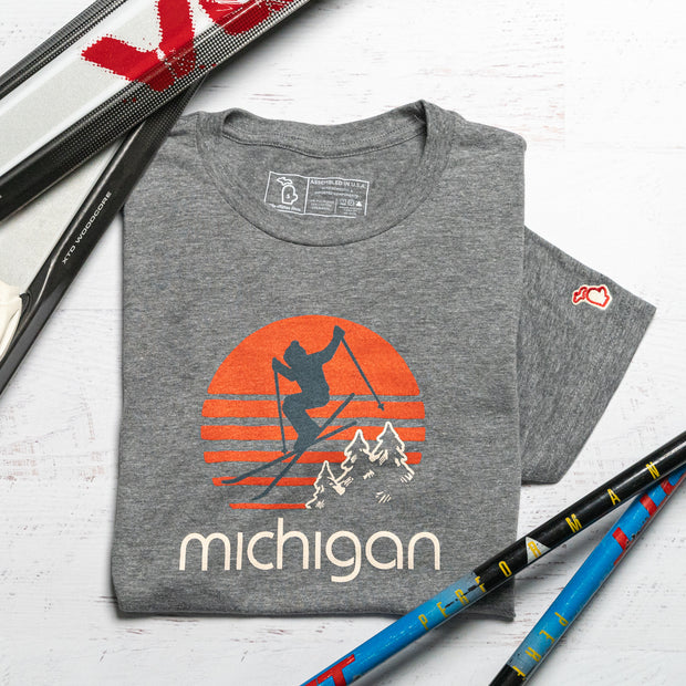 SKI MICHIGAN (UNISEX)