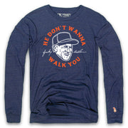 SPARKY ANDERSON LONG SLEEVE (UNISEX)