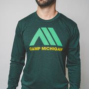 CAMP MICHIGAN LONG SLEEVE (UNISEX)