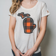 THE MITTEN - BUFFALO PLAID (WOMEN)