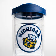 UofM WOLVERBEAR TERVIS TUMBLER