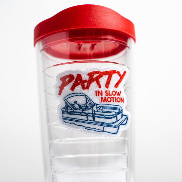 PONTOON PARTY TERVIS TUMBLER