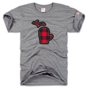 THE MITTEN - BUFFALO PLAID (UNISEX)