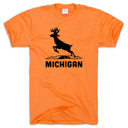 THE UNOFFICIAL STATE FLAG OF MICHIGAN LTD (UNISEX)