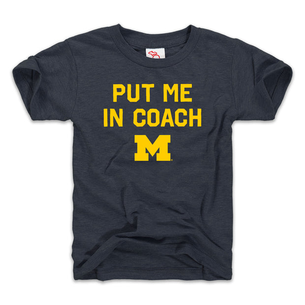 UofM - PUT ME IN COACH (YOUTH)