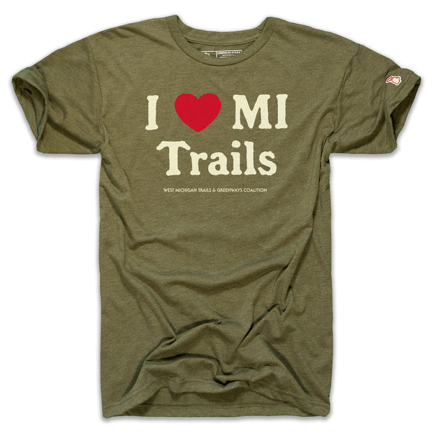 WEST MICHIGAN TRAILS AND GREENWAYS - MI TRAILS (UNISEX)