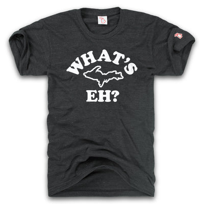 WHAT'S UP EH - LIMITED EDITION THROWBACK (UNISEX)