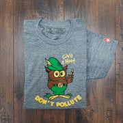 WOODSY THE OWL - GIVE A HOOT (UNISEX)