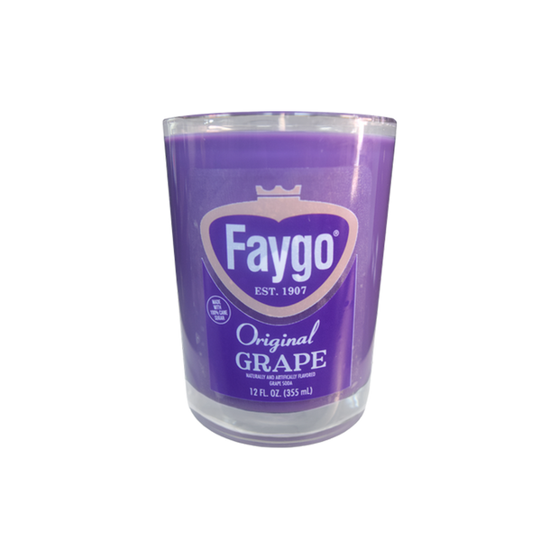 FAYGO CANDLE - GRAPE