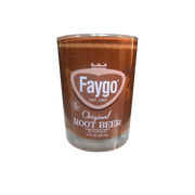 FAYGO CANDLE - ROOT BEER