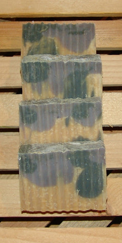 Beetle~Juice Patchouli Goat Milk Soap