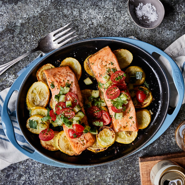 Le Creuset Cast Iron Specialty Cookware