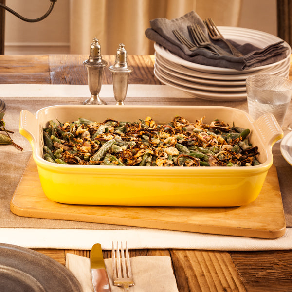 Le Creuset Stoneware Rectangular Dishes