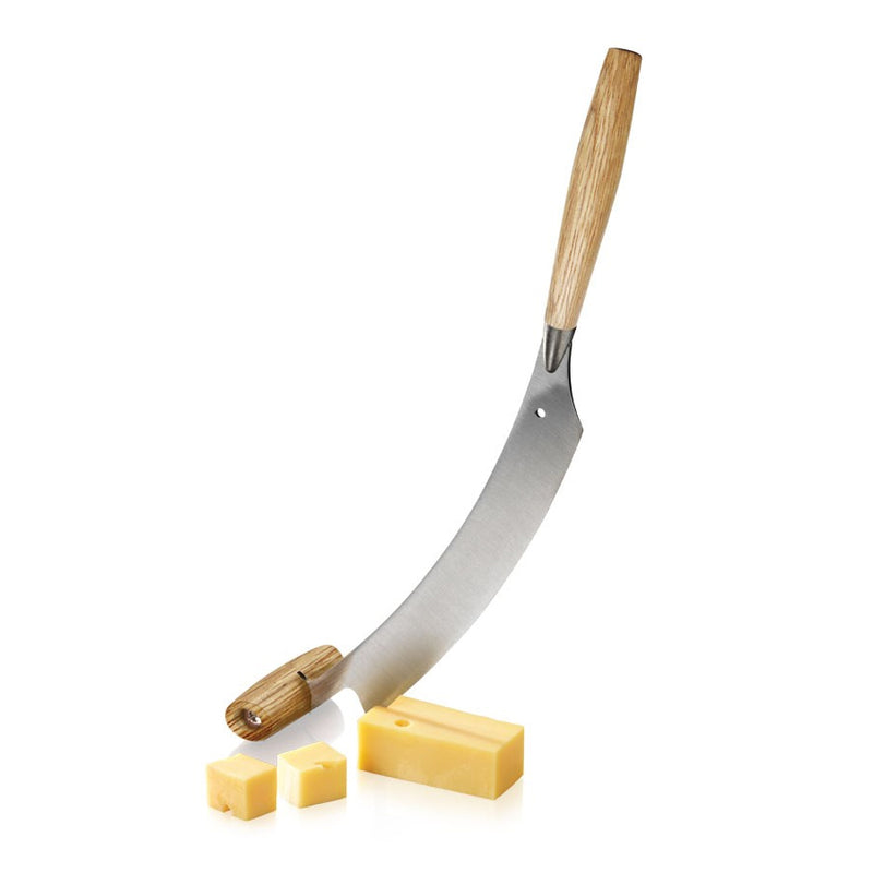Boska Holland Life Dutch Cheese & Pizza Knife Oak 'L'