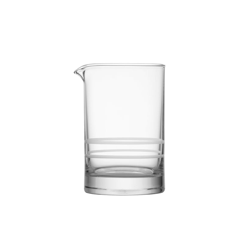 Crafthouse 25.5oz (.75L) SZ Tritan Mixing Glass