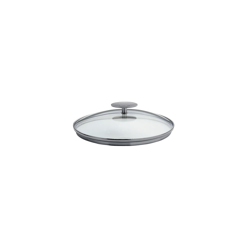 "Cristel Casteline/Mutine 5.5"" Domed Glass Lid"