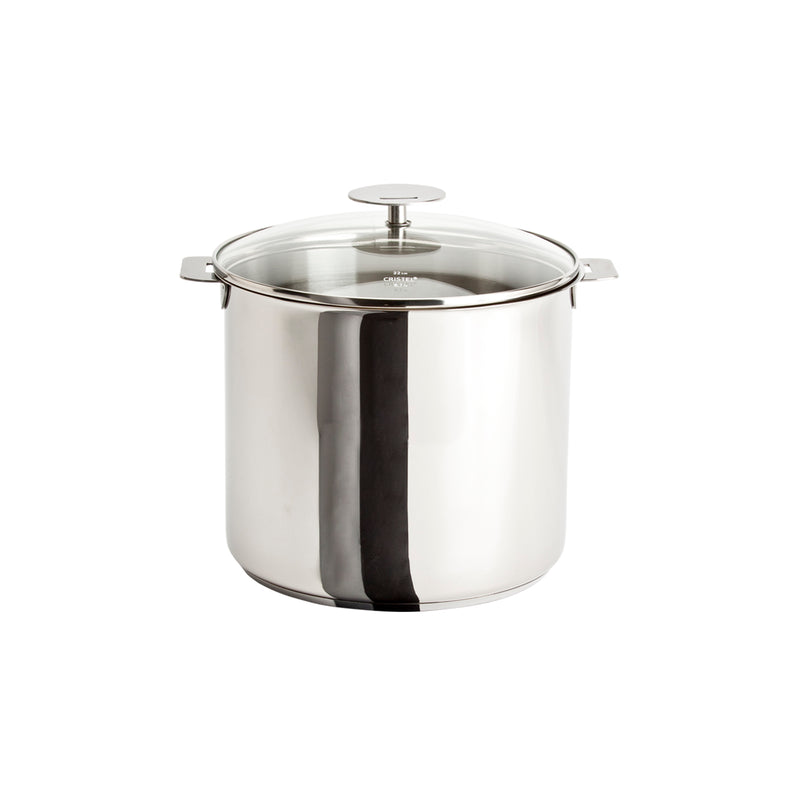 Cristel Casteline Removable Handle - 5.5 Qt Stockpot w/Lid