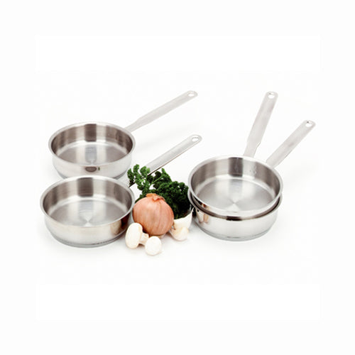 Demeyere Specialties - 4 PC Mini Saute Pan Set