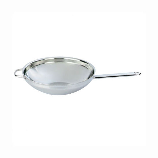 Demeyere Specialties - 5.8 Qt Wok w/Small Flat Base