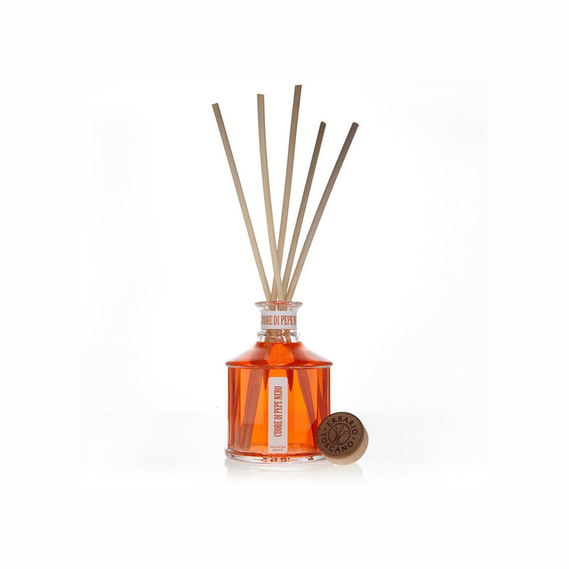 Erbario Toscano Black Pepper Diffuser - 100ml/3.38oz