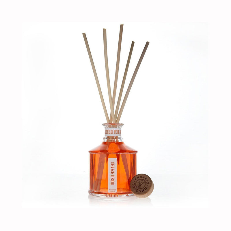 Erbario Toscano Black Pepper Diffuser - 250ml/8.45oz