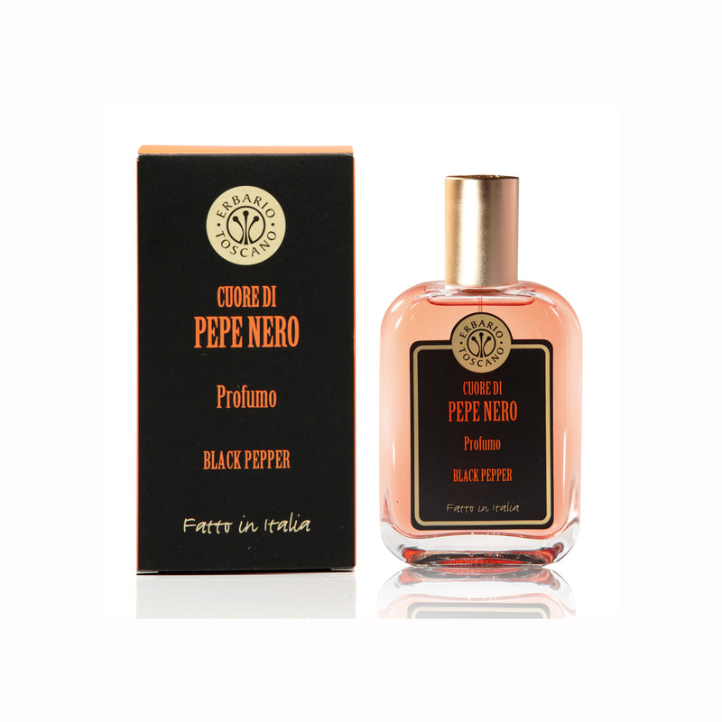 Erbario Toscano Black Pepper Eau De Parfum - 100ml/3.38oz