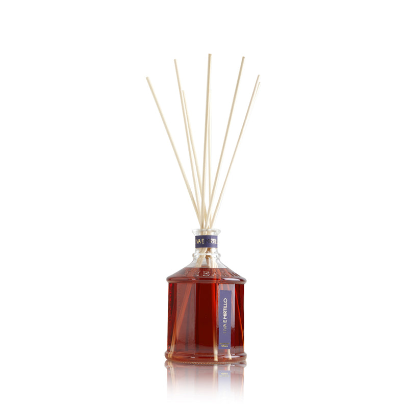 Erbario Toscano Grape & Bilberry Diffuser - 100ml/3.38oz