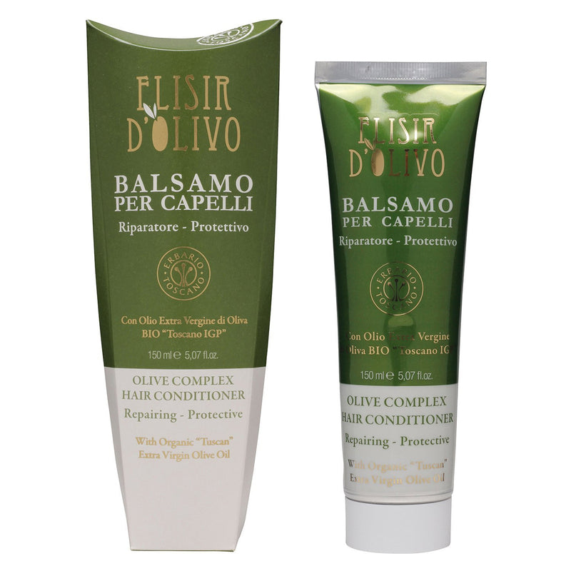 Erbario Toscano Olive Complex Hair Conditioner - 150ml/5oz