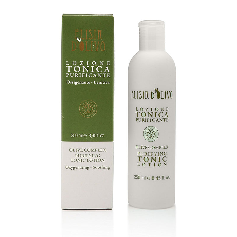 Erbario Toscano Olive Complex Tonic Lotion - 250ml/8.45oz