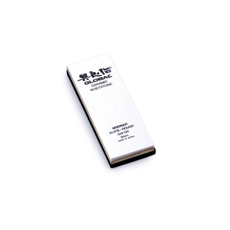 Global MS5/W&R - 120 Grit Rough Ceramic Whetstone