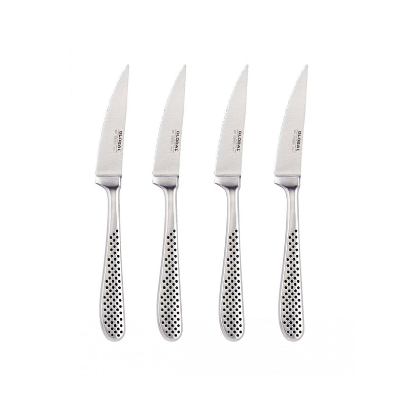 Global GTF-4001 - 4 Pc Steak Knife Set