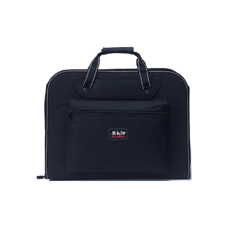 "Global G-667/PRO - Chef's Case w/Zipper & 2"" Shoulder Strap"