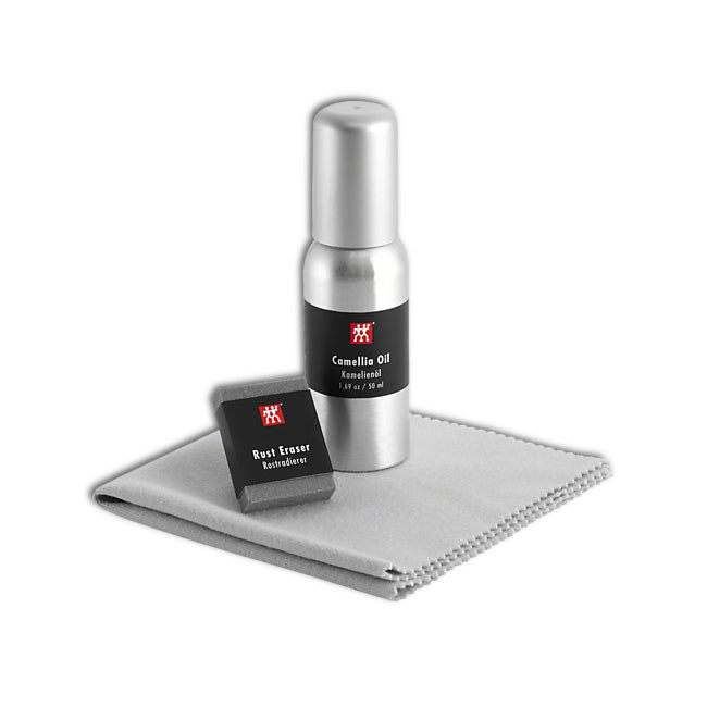 Henckels Kramer by Zwilling - EUROLINE Carbon Collection - Use + Care Kit