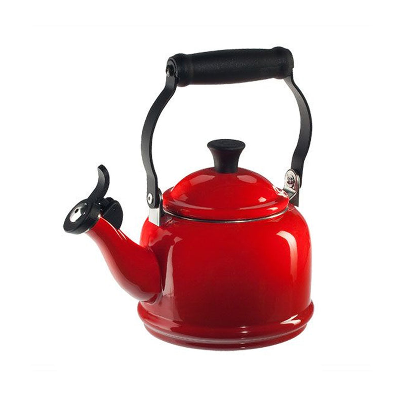 Le Creuset 1.25 Qt. Demi Kettle - Cherry