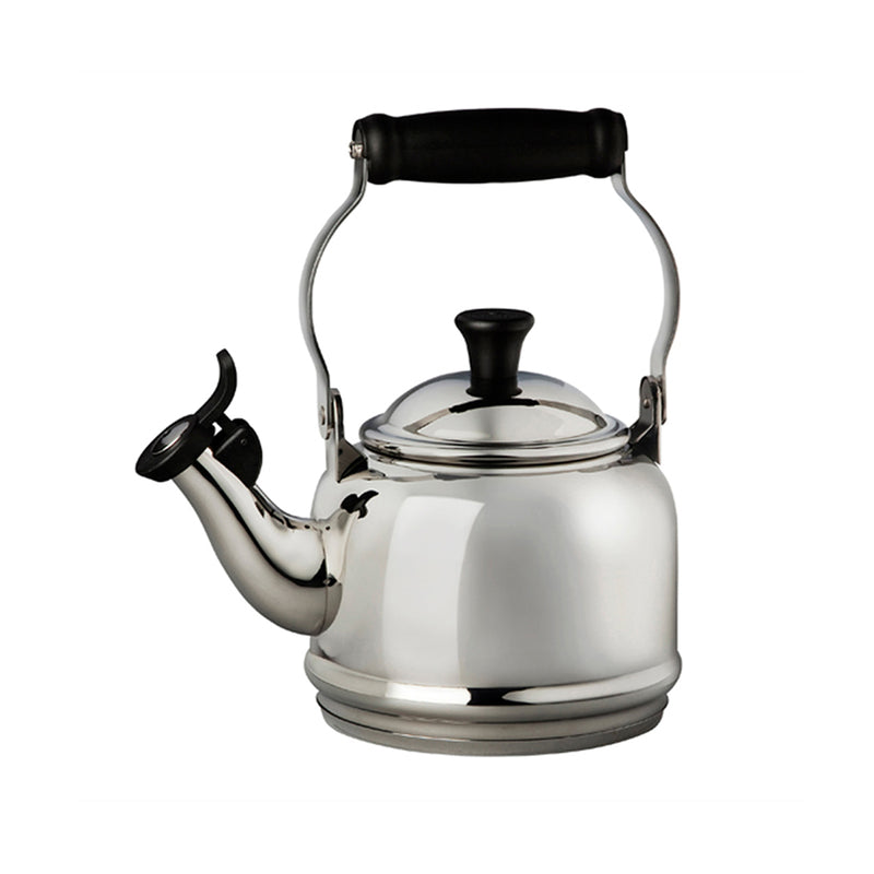 Le Creuset 1.25 Qt. Stainless Steel Demi Kettle - Stainless Steel