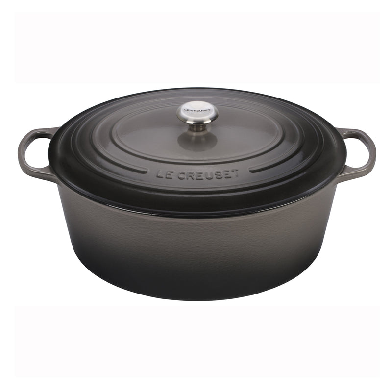 Le Creuset 15 1/2 Qt. Signature Oval Dutch Oven - Oyster
