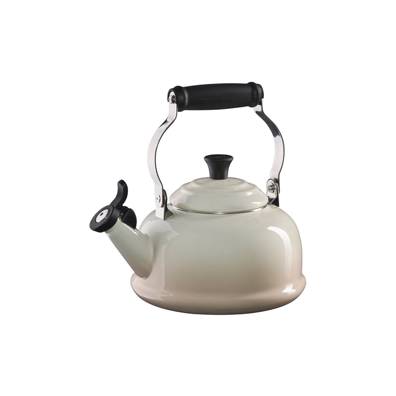 Le Creuset 1.7 Qt. Whistling Kettle - Meringue