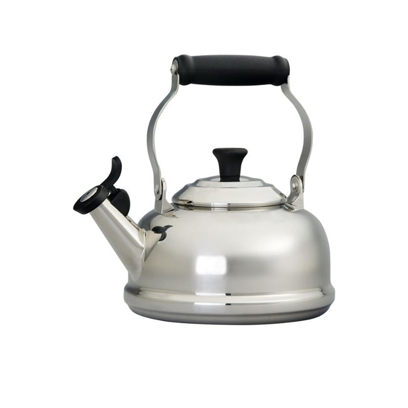 Le Creuset 1.8 Qt. Stainless Steel Classic Whistling Kettle - Stainless Steel