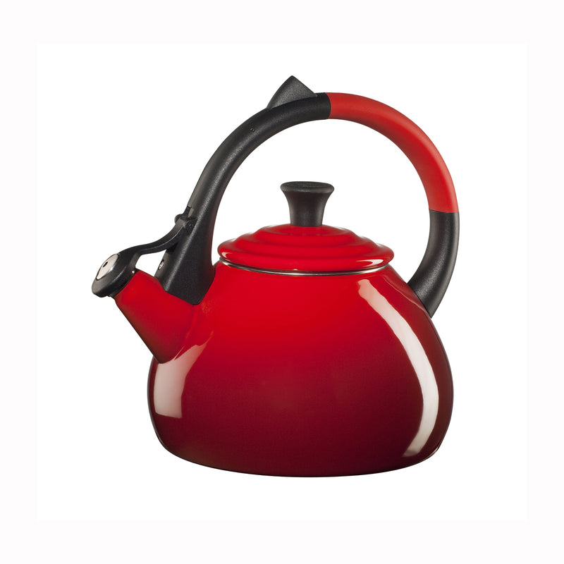 Le Creuset 1.6 Qt. Oolong Kettle - Cherry