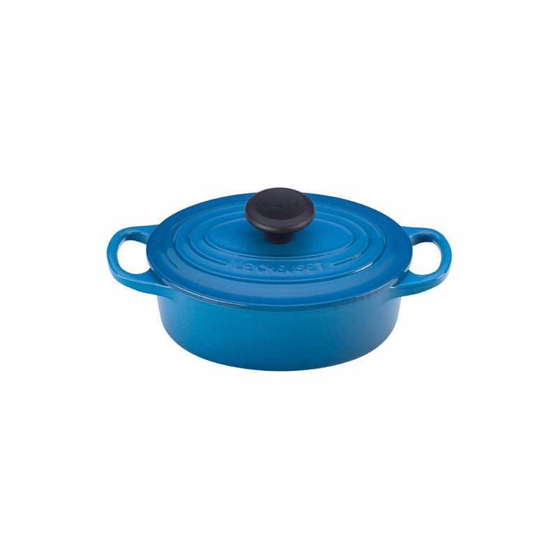 Le Creuset 1 Qt. Signature Oval French Oven - Marseille