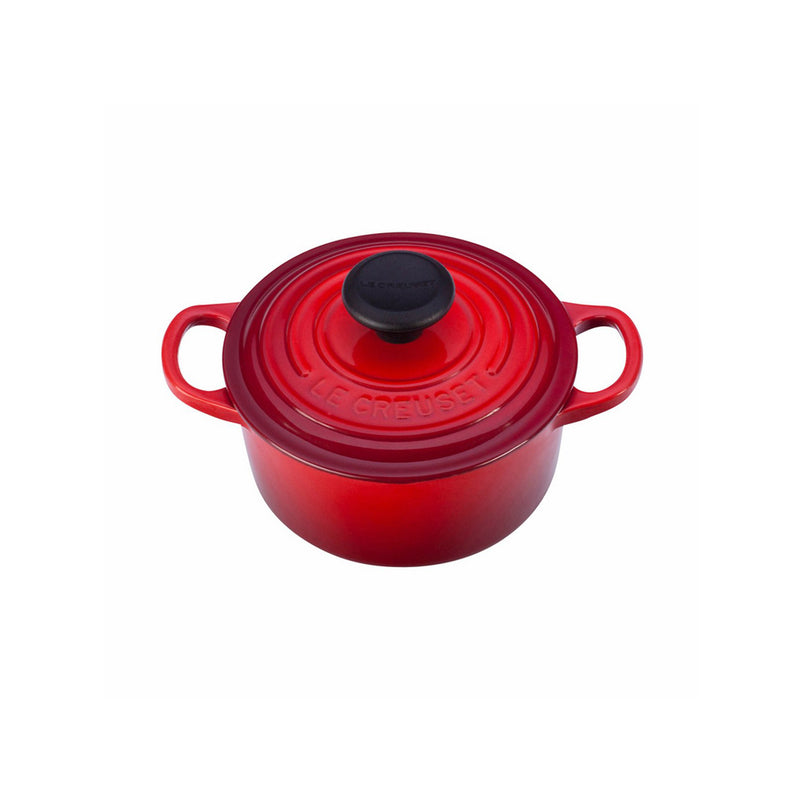 Le Creuset 1 Qt. Signature Round French Oven - Cherry