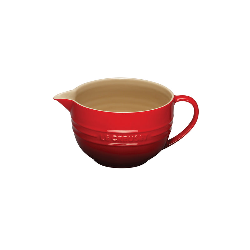 Le Creuset 2 Qt. Batter Bowl - Cherry