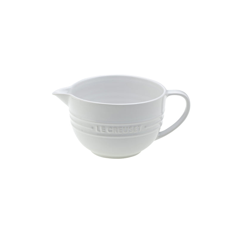 Le Creuset 2 Qt. Batter Bowl - White