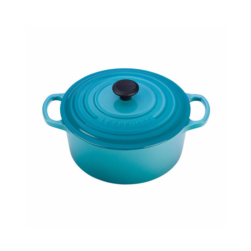 Le Creuset 3 1/2 Qt. Signature Round French Oven - Caribbean