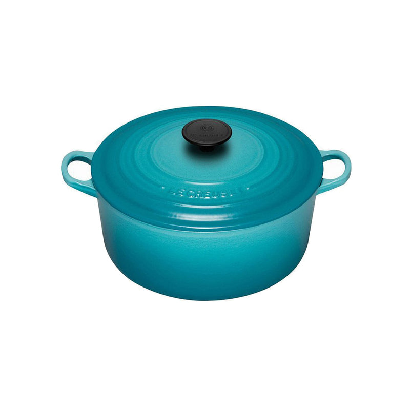 Le Creuset 4 1/2 Qt. Signature Round French Oven - Caribbean